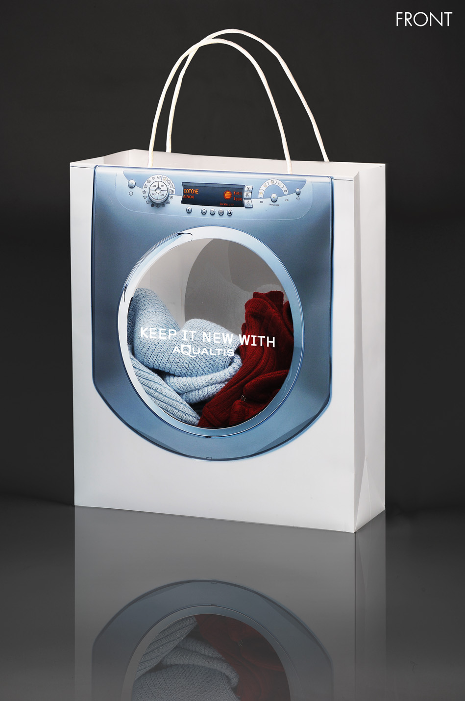 Washingmachine bag